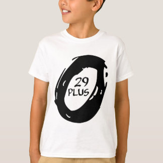 29 plus mountsin bike wheel T-Shirt