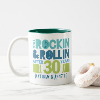 29th Anniversary Personalized Mug Gift