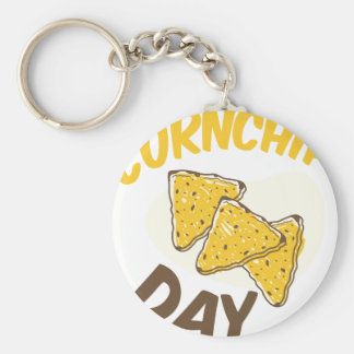 29th January - Cornchip Day Keychain