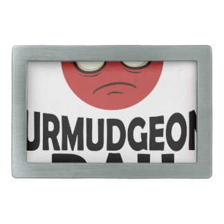 29th January - Curmudgeons Day Belt Buckle