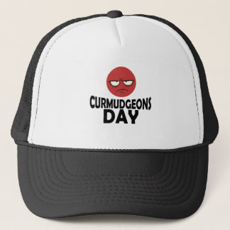 29th January - Curmudgeons Day Trucker Hat
