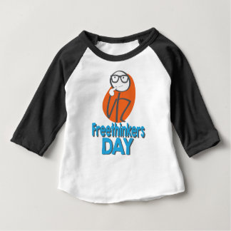 29th January - Freethinkers Day Baby T-Shirt