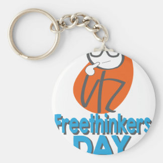 29th January - Freethinkers Day Keychain