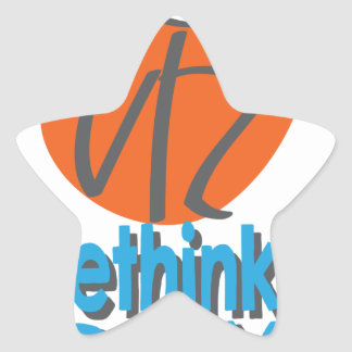 29th January - Freethinkers Day Star Sticker