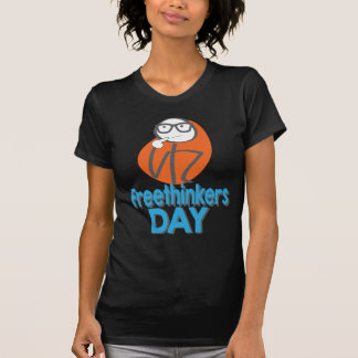 29th January - Freethinkers Day T-Shirt