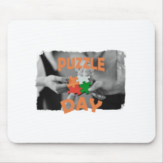 29th January - Puzzle Day - Appreciation Day Mouse Pad
