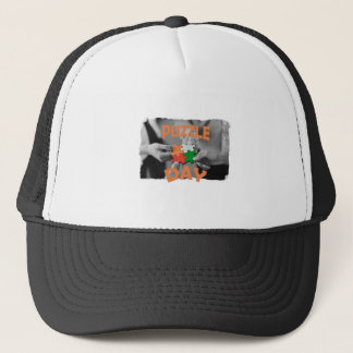 29th January - Puzzle Day - Appreciation Day Trucker Hat