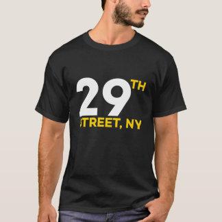 29TH STREET NEW YORK, NEW YORK SHIRT