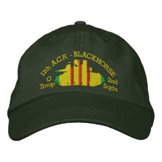 2/11th A.C.R (Your Troop) M551 Embroidered Hat