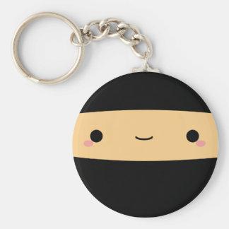 "2 1/4"" Chibi Ninja Key Chain"