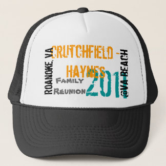 2-2011 Crutchfield - Haynes - Reunion Hat