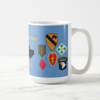 2/34th Armor, Multi-Division M48A3 Custom Mug