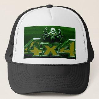 #2 4x4 trucker hat