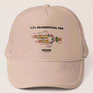 2.5% Neanderthal DNA Inside (DNA Replication) Trucker Hat
