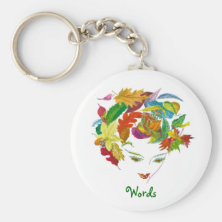 $2.95 Natural Beauty Key Chain