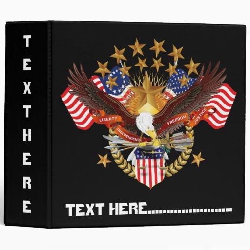 2 America Is Not Forgotten Please See Notes Vinyl Binder