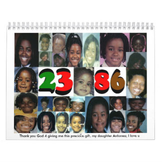 #2 Annie's Pics., Thank you God 4 giving m... Calendars