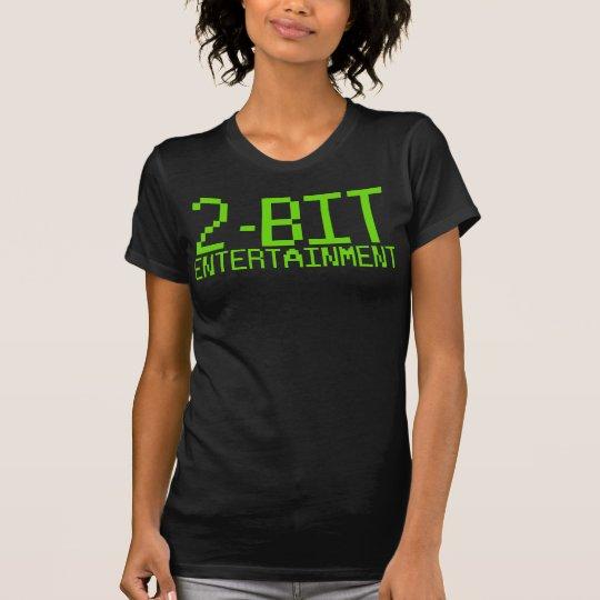 2-Bit Entertainment Classic Look T-Shirt