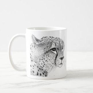 2 Cheetahs  Mug