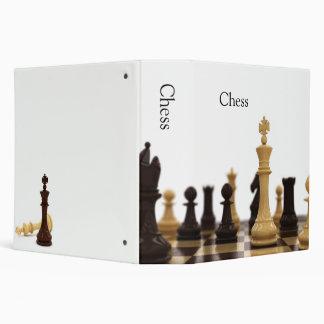 "2"" Chess Binder"