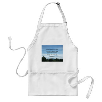 2 Cor 5 17 Therefore if anyone is in Christ Aprons