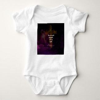 2 Corinthians 5:7 Bible Verse Quote About Faith Baby Bodysuit