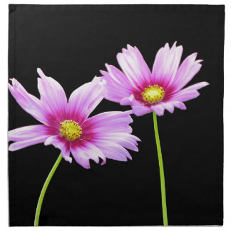 2 Cosmos Cloth Napkin