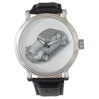 2 CV Citroen Watch
