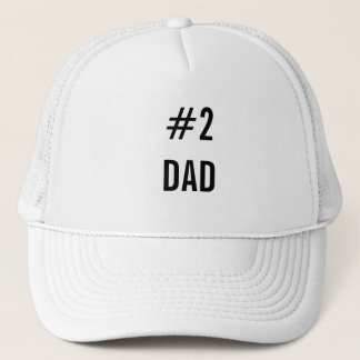 # 2 Dad Trucker Hat