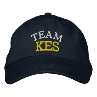 2 Day Sale - Team Cap by SRF Embroidered Baseball Cap