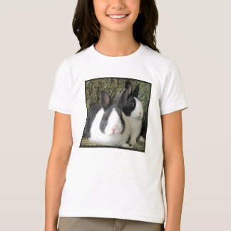 2 Dutch rabbits T-Shirt
