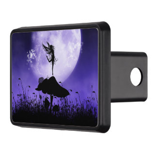 2 Fairy Silhouette 2 Hitch Covers