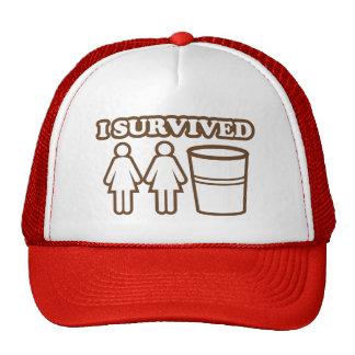 2 Girls 1 Cup Trucker Hats