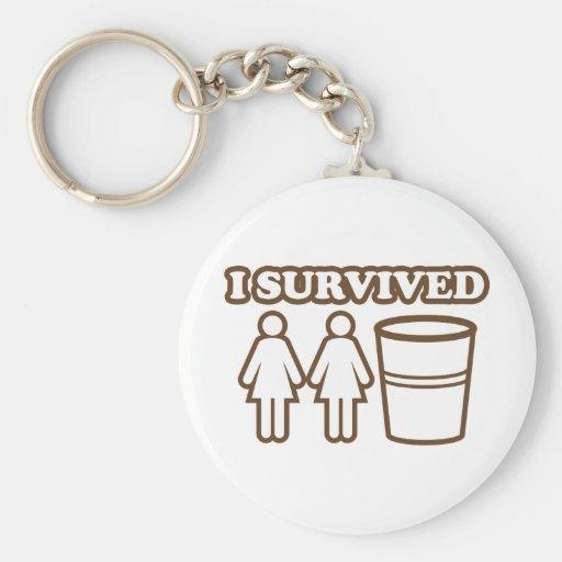 2 Girls 1 Cup Keychains