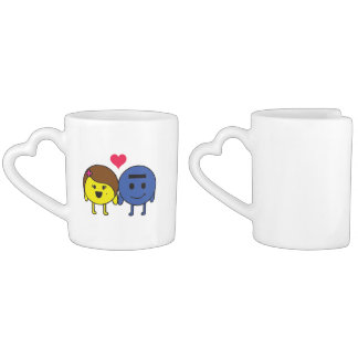 2 in 1 TSP lovers Cup