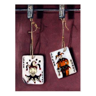 2 Joker's-Lucky Jokers-Wild Cards