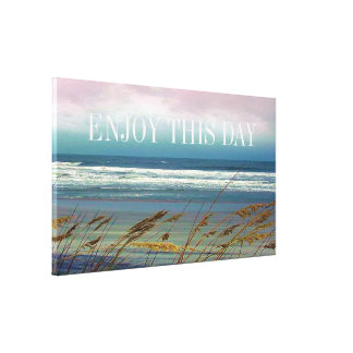 #2 Litchfield Beach, Pawleys Island Wrapped Canvas