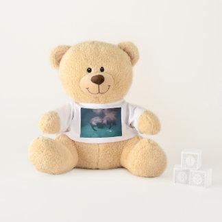 2 Manatee Friends teddy bear with t-shirt