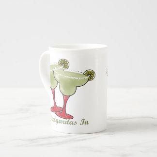 2 Margaritas In Tea Cup