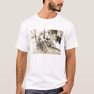 2 men on motorcycles shirt