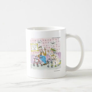 2 Old Hippies & Peace Sign Funny Gifts Tees Mugs