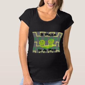 2 peas in a pod maternity shirt