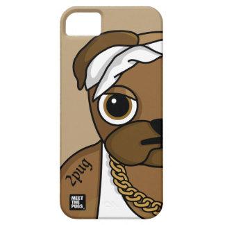 2 PUG iPhone 5 CASE