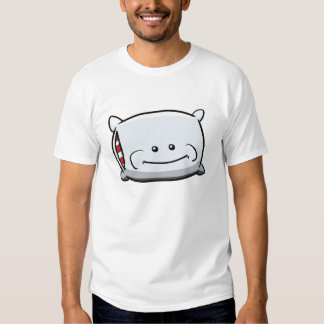 2-sided Happy Pillow T-shirt