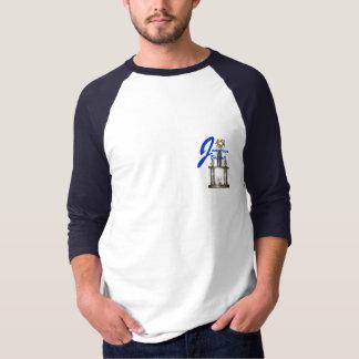 2 Sided Jamestown Baseball T-Shirt