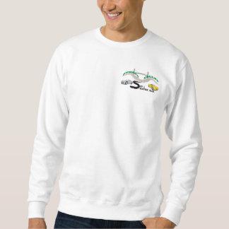 2 sided Pull Over Sweatshirt