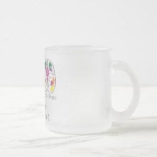 2 Sides Frosted Mug