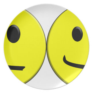 2 Sides of the Same Face Plate