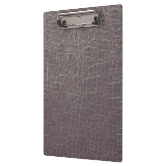 2 sides printed artist created texture CLIPBOARd