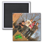 """2"""" Square A Daily Anthem Magnet"""